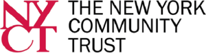 logo for The New York Community Trust