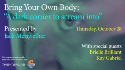 Bring Your Own Body